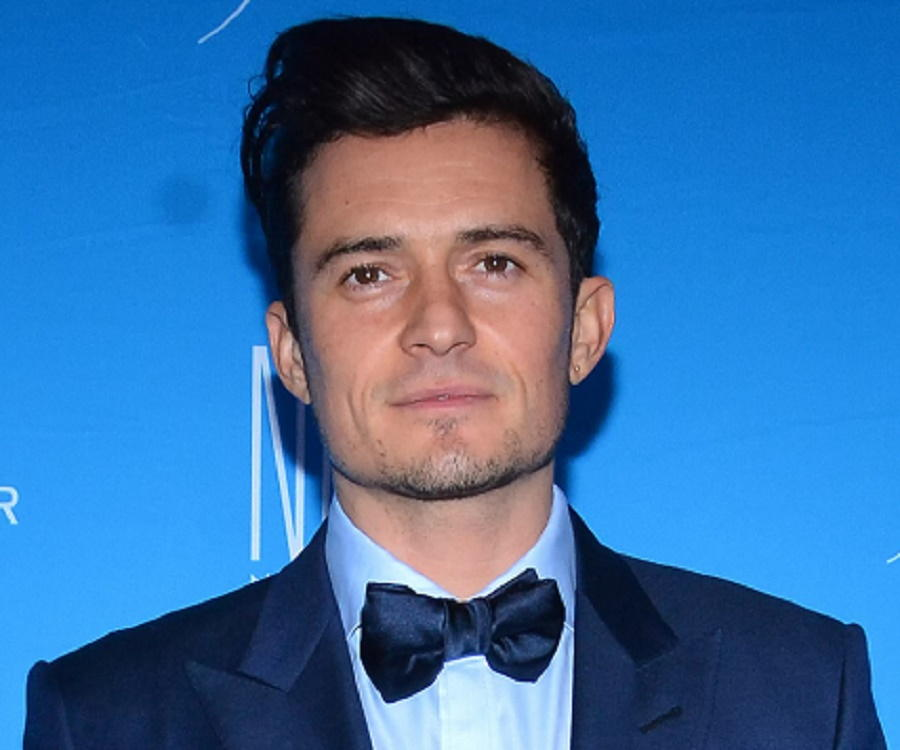 Katy Perry Joins Orlando Bloom at the Carnival Row Premiere