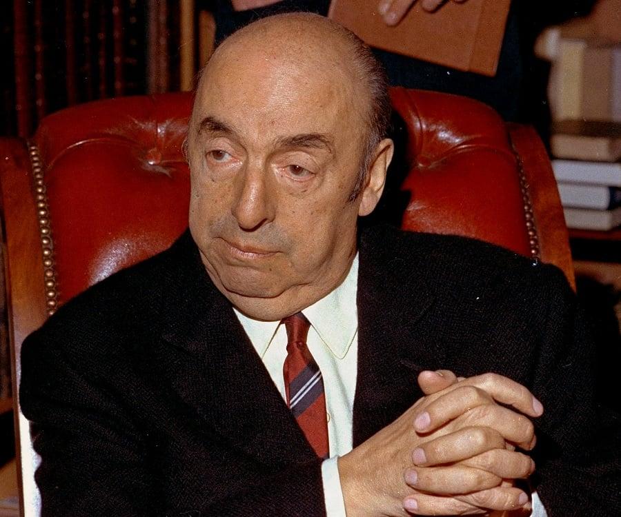 Pablo Neruda nationality