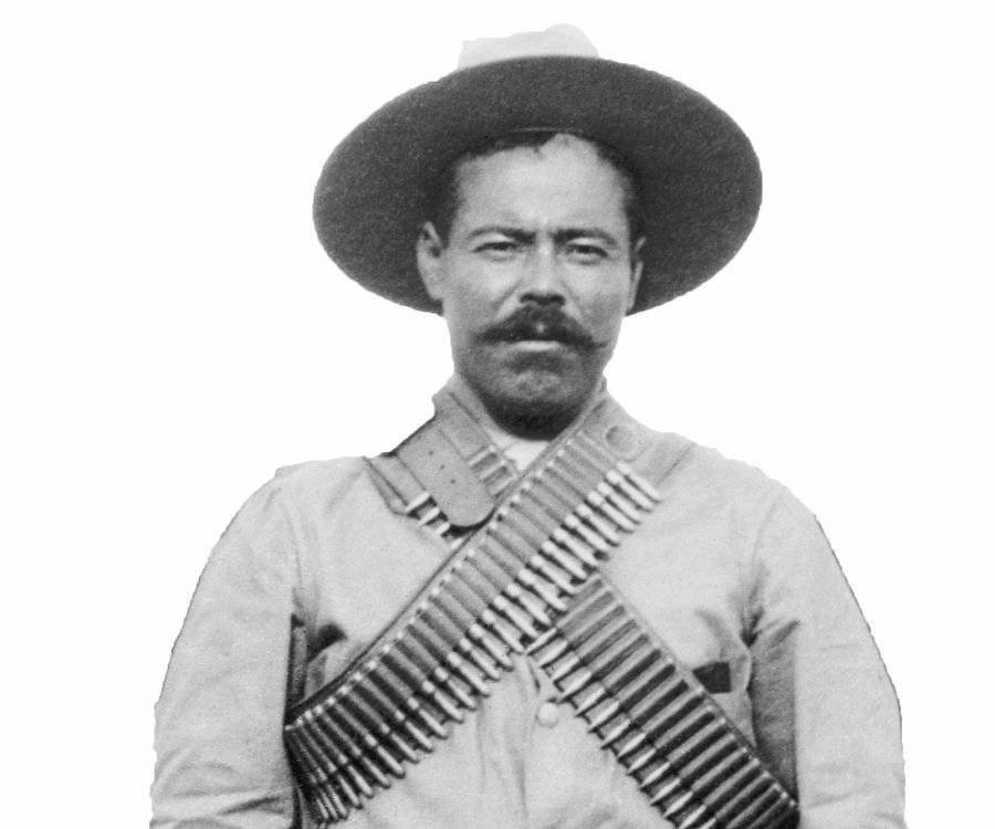 Pancho villa biography childhood life achievements for Pancho villa tattoo