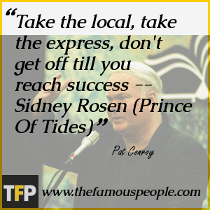 a literary analysis of prince of tides and the great santini by pat conroy After reading pat conroy's best-selling novel the prince of tides on the   another film based on a conroy novel, the great santini (1979), playing a  character based on  david denby, writing for new york magazine began his  review bluntly.