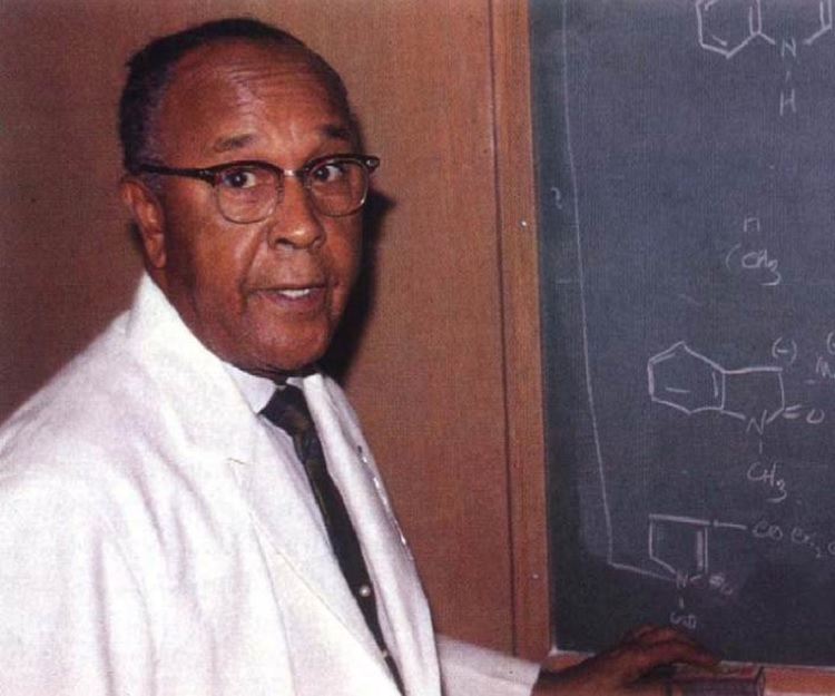the life and contributions of dr percy lavon julian Percy lavon julian was an internationally reputed scientist who undertook pioneering research work in chemical synthesis of medicinal drugs from plants check out this biography to know more about his life, achievements, works and timeline.