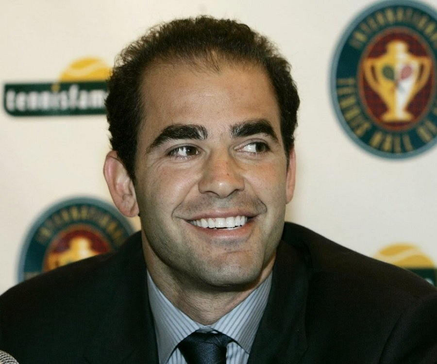 how tall is pete sampras