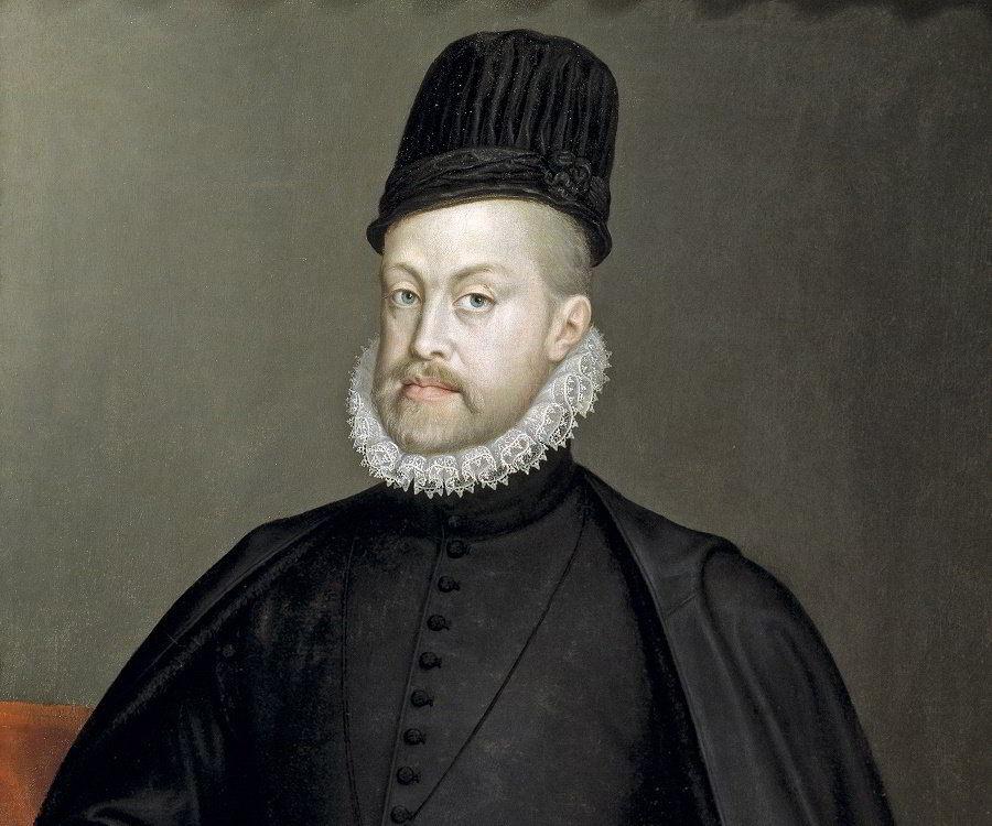 Philip II Of Spain Biography