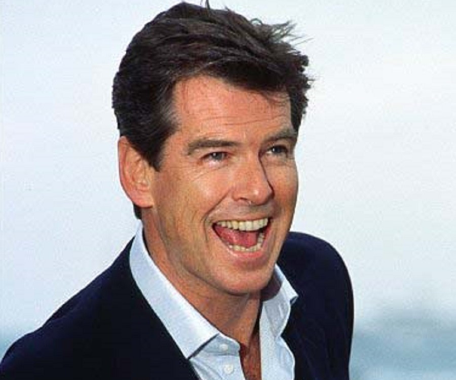 Pierce Brosnan Biograp...