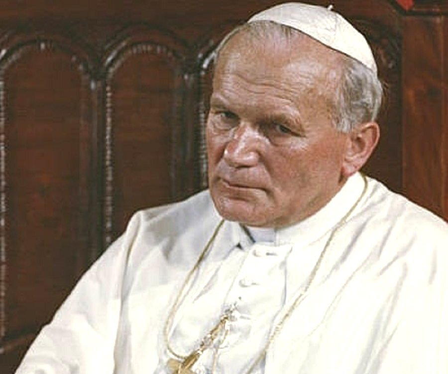 Pope john paul ii thesis