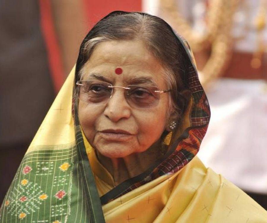 Pratibha Patil Birthday, Age, Family & Biography