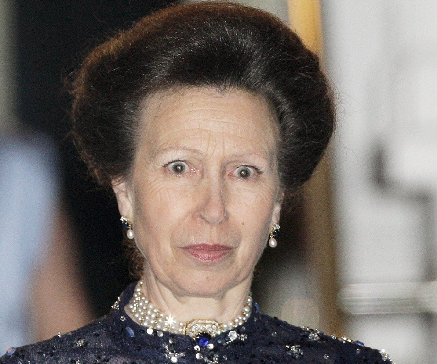 Princess Anne Biography Childhood Life Achievements