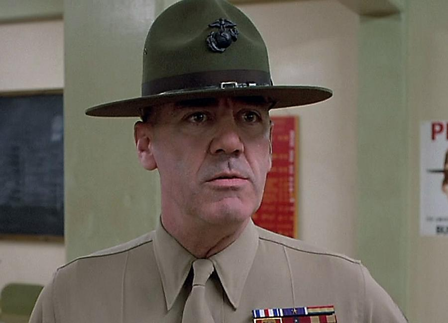 r lee ermey - photo #1