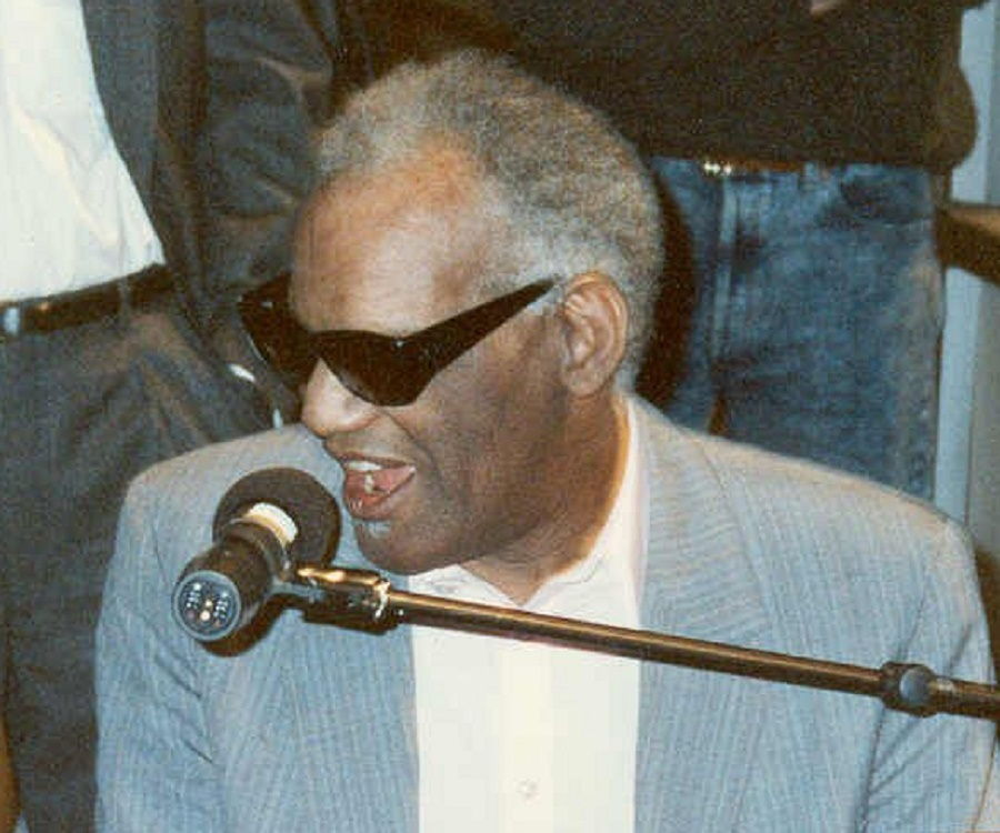 Pictures of Ray Charles Della Beatrice Howard Robinson