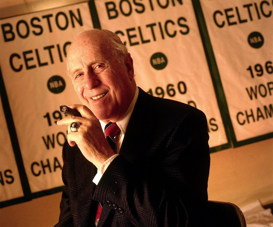 Red Auerbach Biography Childhood Life Achievements
