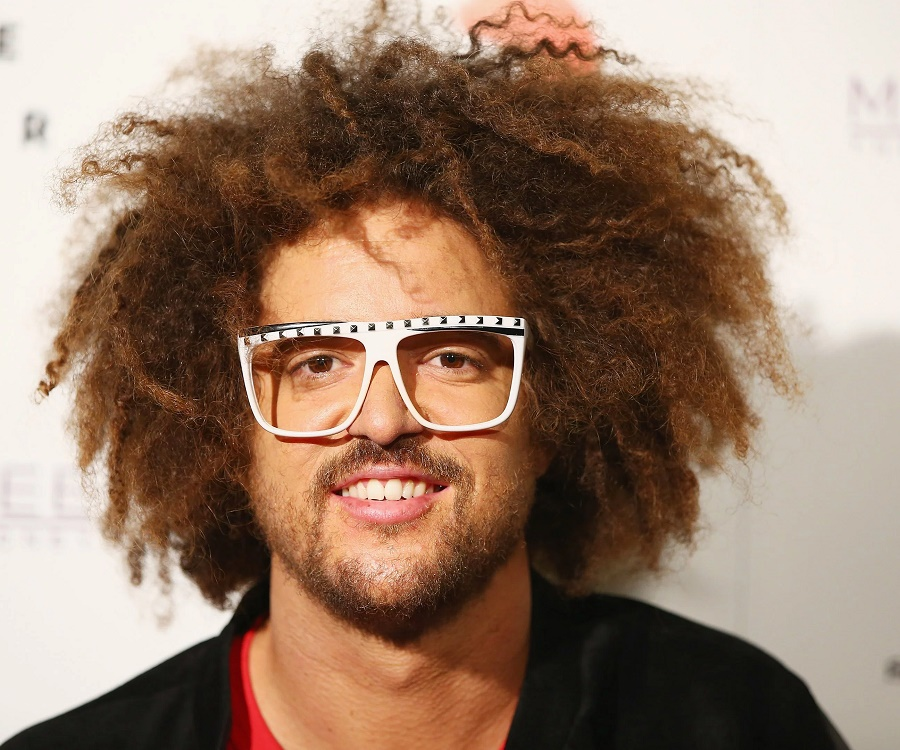 Redfoo nationality