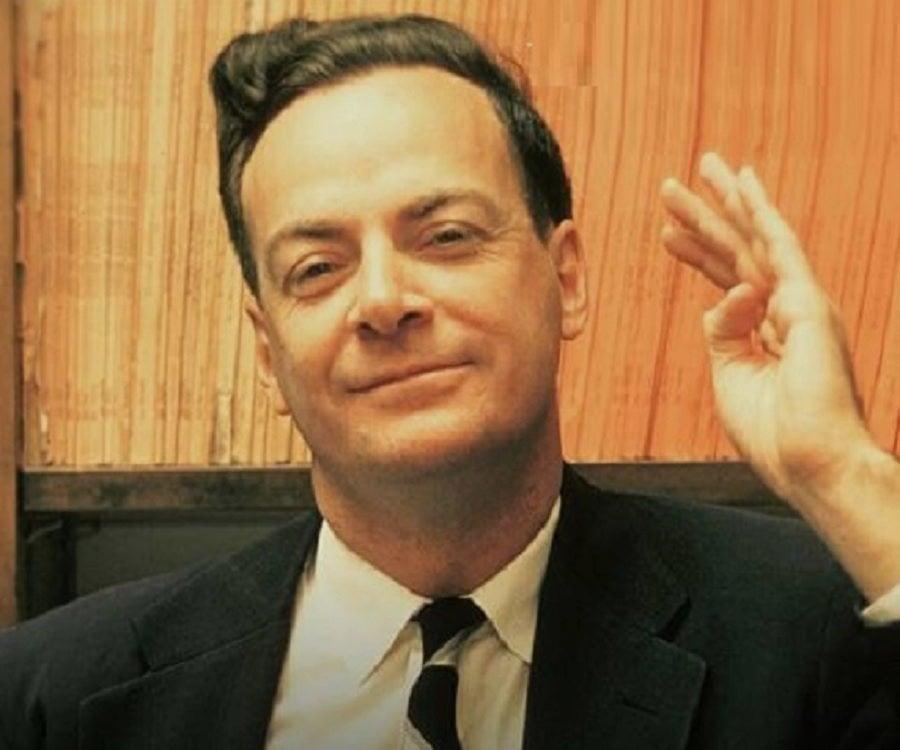Резултат с изображение за richard feynman