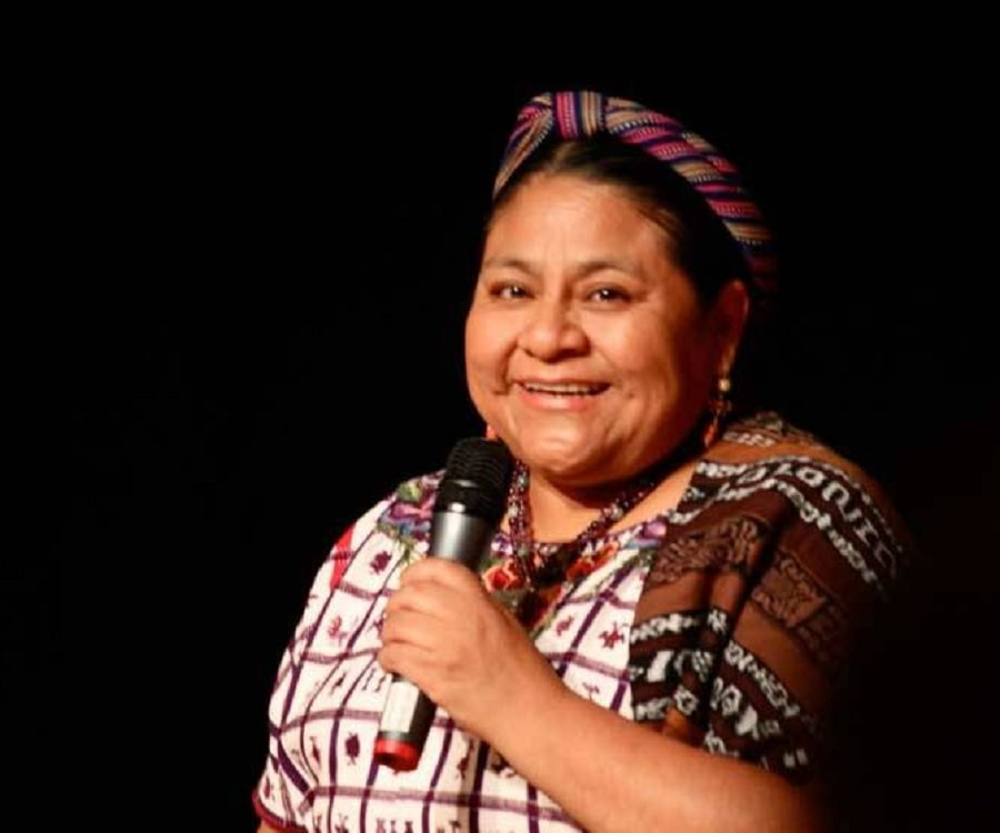 rigoberta menchu Watch the c-span collection of videos, access clips including recent appearances by rigoberta menchu tum view positions held along with a brief bio.