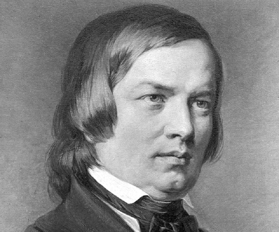 a biography and life work of robert alexander schumann a german composer Carnaval, op 9, is a work by robert schumann for  the first two spell the german name for the  it encodes a version of the composer's name, robert alexander.