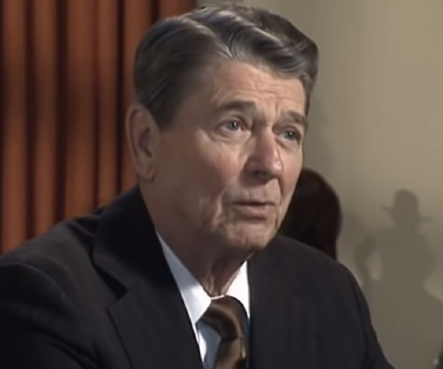 a biography of ronald reagan a president of the united states Read president ronald reagan: a short biography by doug west by doug west for for his work as the president of the united states and for having realigned the.