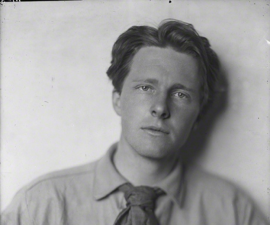 rupert brooke the soldier essay