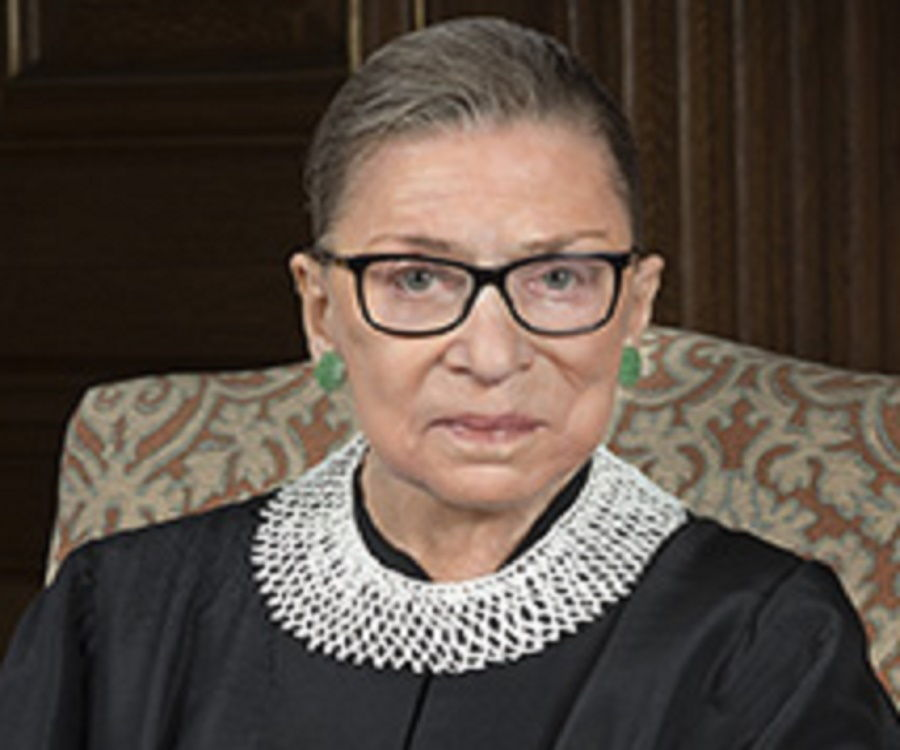 a biography of ruth bader ginsburg No, she's not an avenger and she doesn't come from the nation of wakanda, but  85-year old us supreme court justice ruth bader ginsburg.