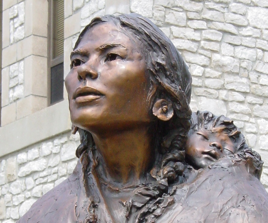 Sacagawea Biography - Childhood, Life Achievements & Timeline