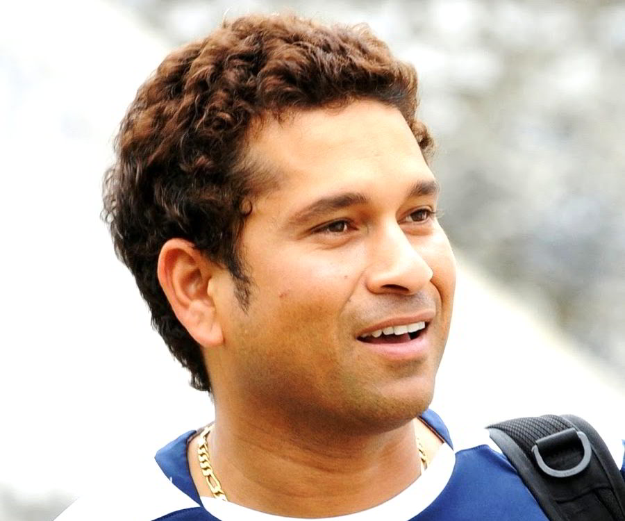 biosketch of sachin tendulkar