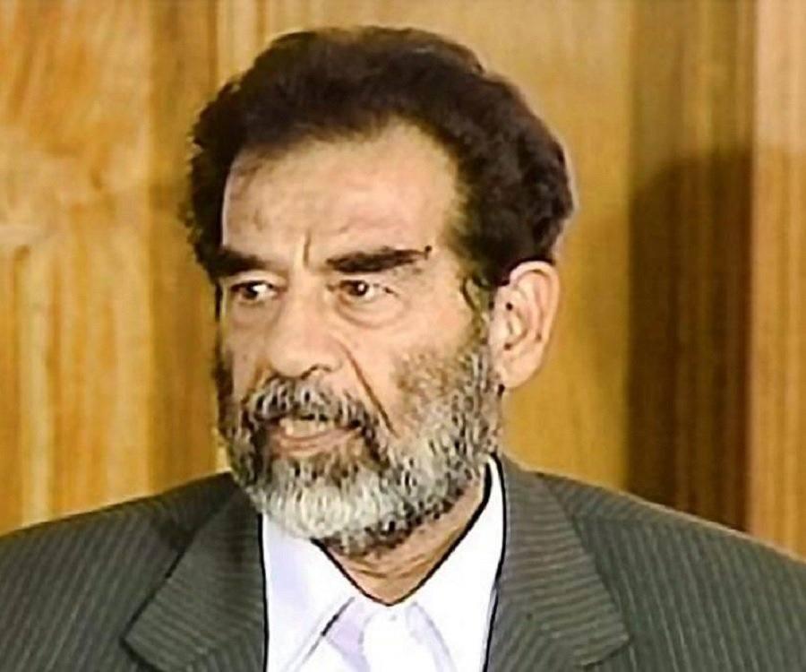 Saddam Hussein Biography - Childhood, Life Achievements ... Saddam Hussein