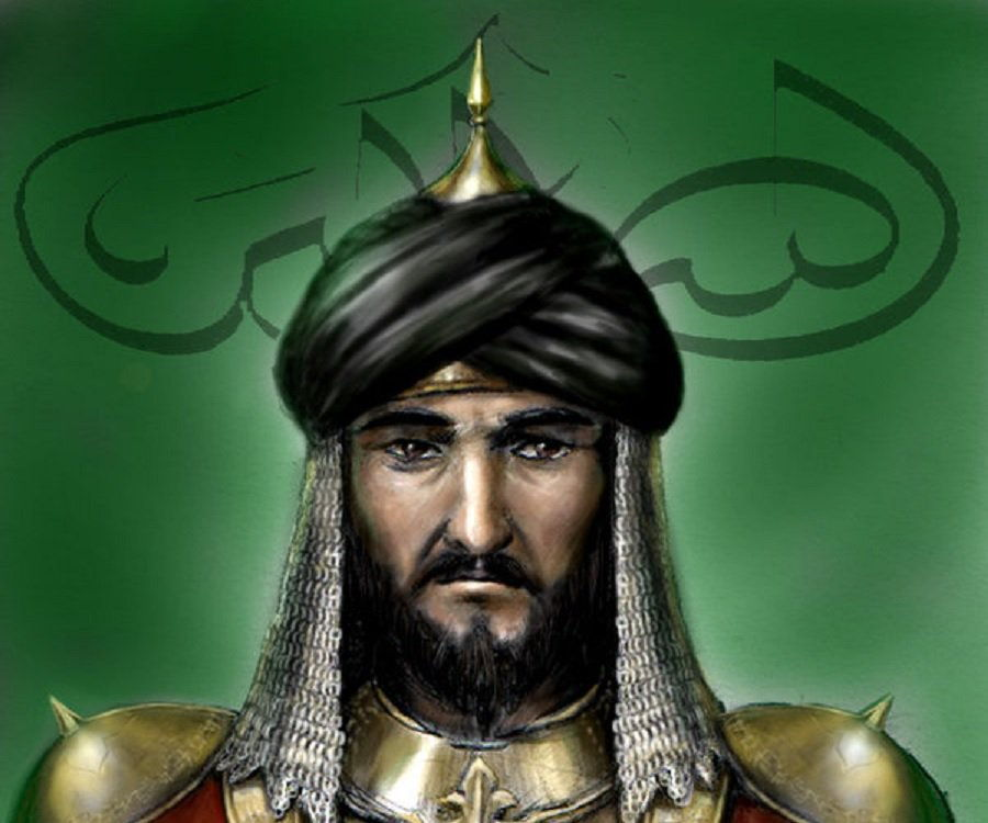 Saladin biography childhood life achievements amp timeline