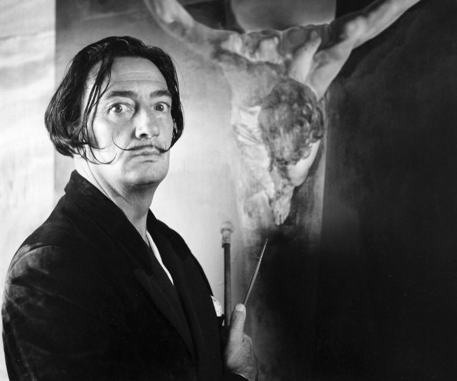 the life and political ideology of salvador dali Salvador dali: a 20th century artistic genius by krishna mukkamala  a  significant turning point in the life of dali was the death of his wife, gala in 1982   wrought by the 'rationalism' that had guided european culture and politics in  the past  this is a very loud statement about his beliefs of the potential of the  atom bomb.