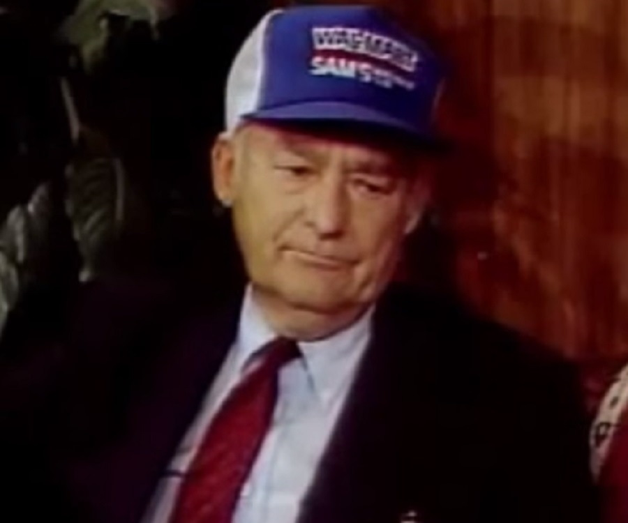 where is sam walton born