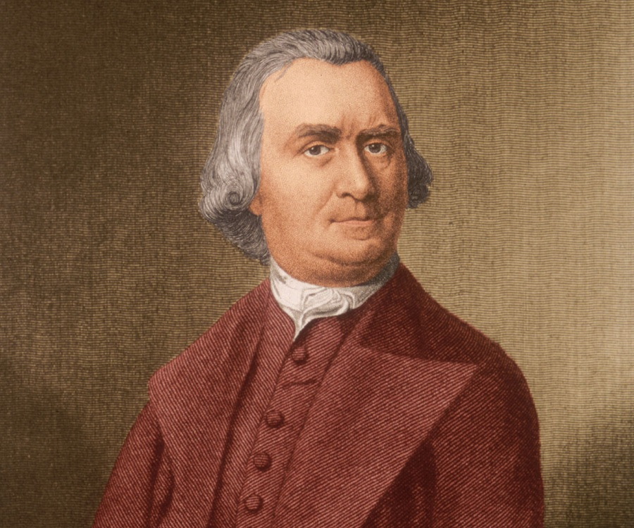 A biography of samuel adams a founding father of the united states