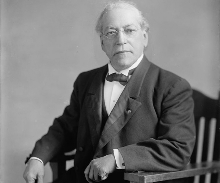 samuel gompers biography