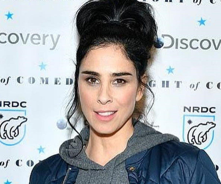 Sarah silverman nude photos