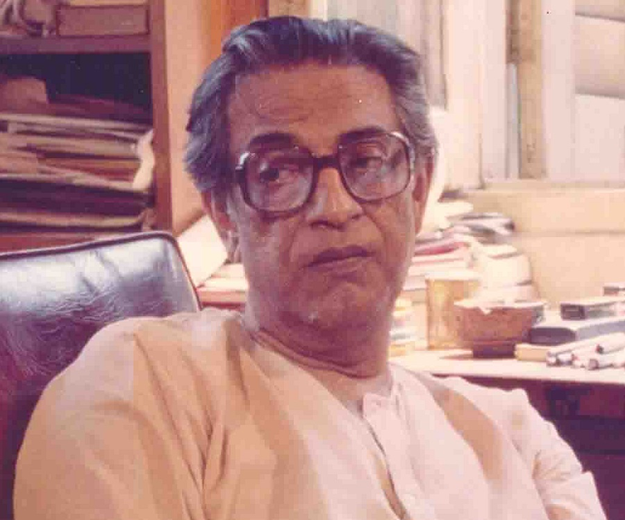 satyajit ray biography in bengali pdf