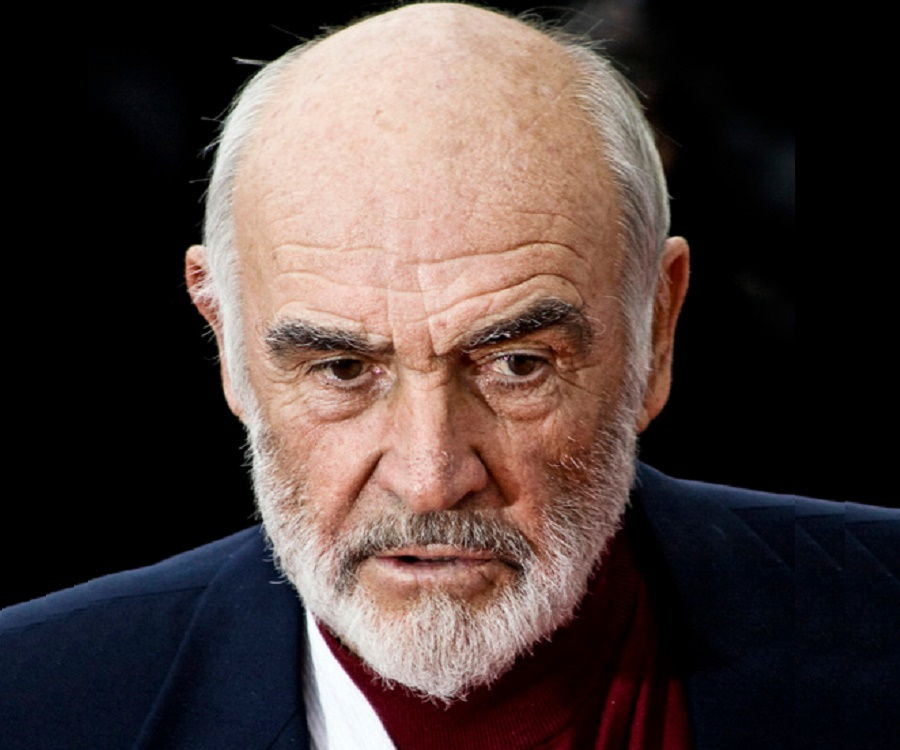 Sean Connery Biography...