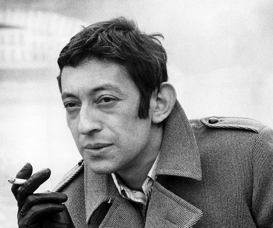 Serge Gainsbourg Biography