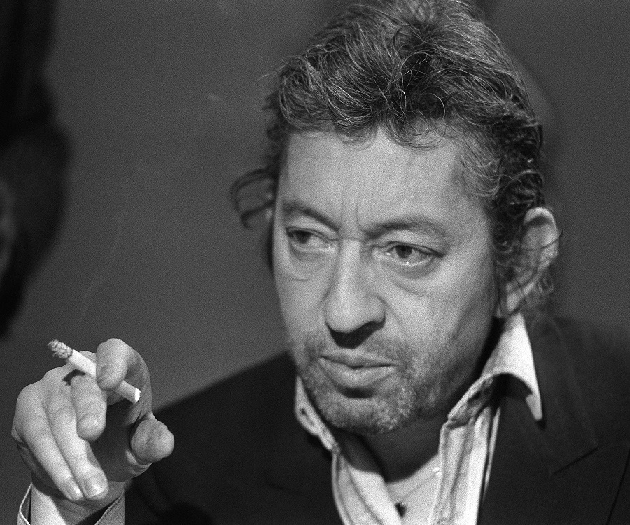 serge gainsbourg biography childhood life achievements timeline. Black Bedroom Furniture Sets. Home Design Ideas