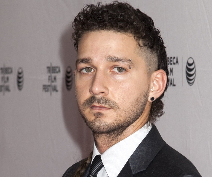 Shia Labeouf Lawless Haircut Name The Best Haircut Of 2018