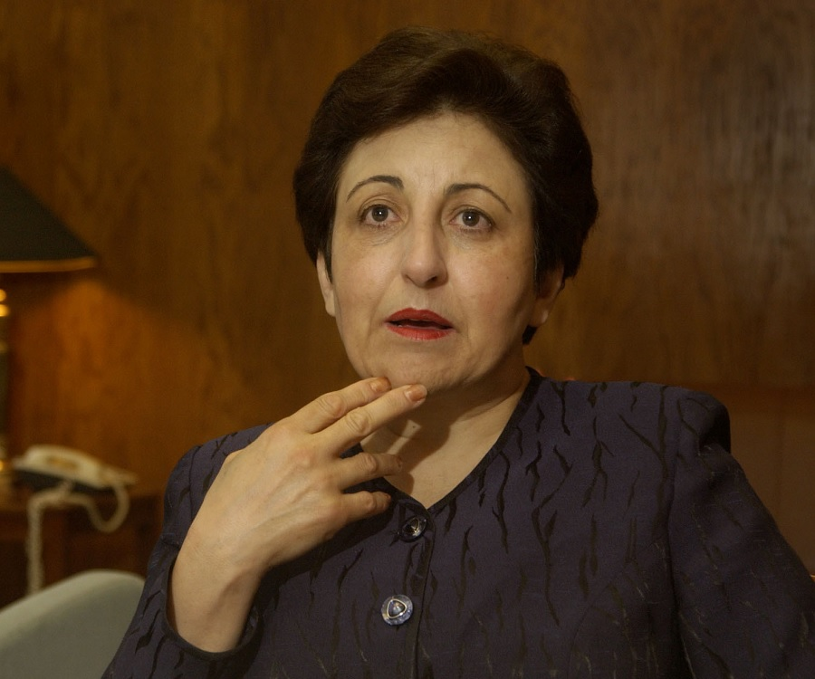shirin ebadi Shirin ebadi, an iranian lawyer and former judge, won the nobel peace prize in 2003 for her pioneering efforts to promote democracy and human rights, particularly for women and children she was the first person from iran and the first muslim woman to receive the award ms ebadi's outspoken campaigns.