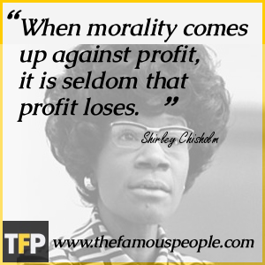 the early life and schooling of shirley chisholm Perhaps the finest nature writer of the twentieth century, rachel carson (1907-1964) is remembered more today as the woman who challenged the notion that humans.