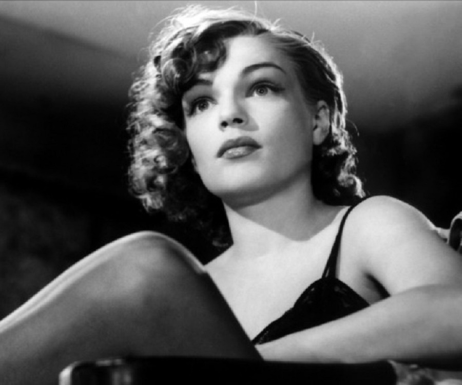 simone signoret interview