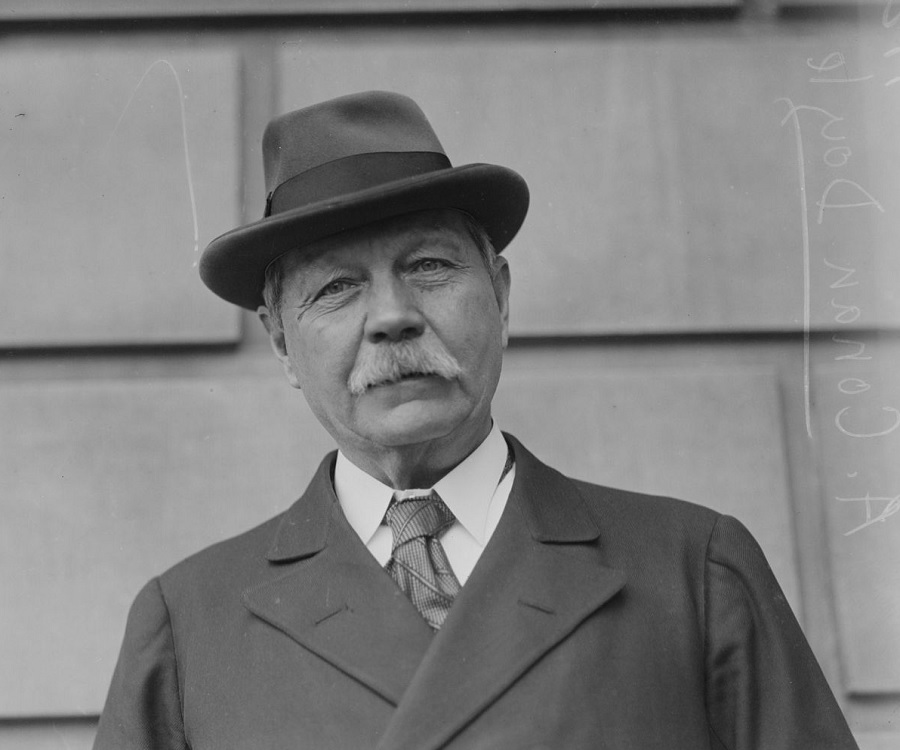 the life and times of sir arthur conan doyle Arthur conan doyle was a phenomenon: practising doctor, war  by the close of his life he was spending his diminishing energies defending.