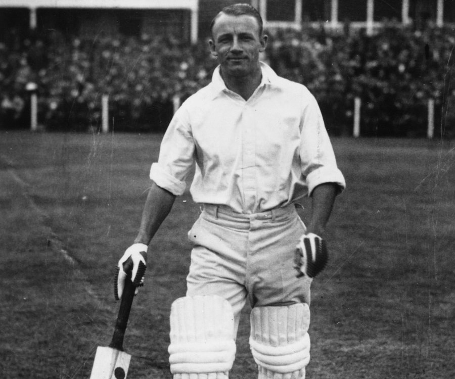 Image result for Sir Donald Bradman