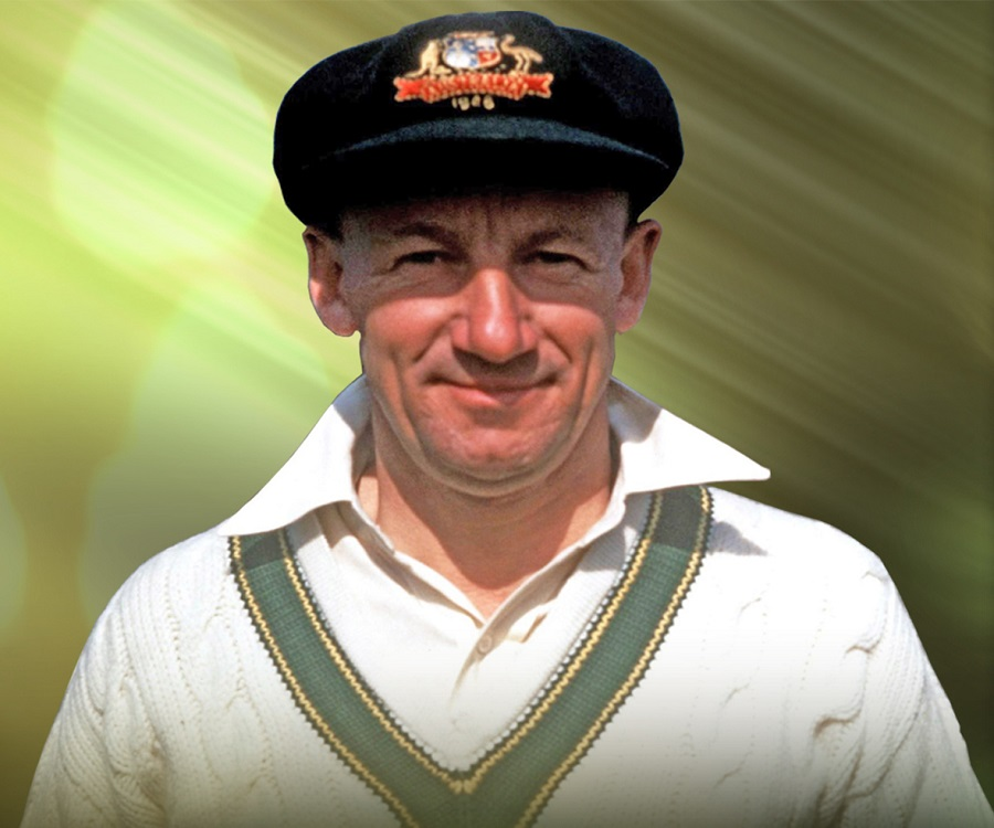 a biography of sir donald bradman an australian cricketer Bradman never lost a series as australian captain bradman holds the record for the highest score by a number seven batsman 270 against england at the mcg bradman's average of 9994 would have been 100 had he scored just four runs in his final innings.