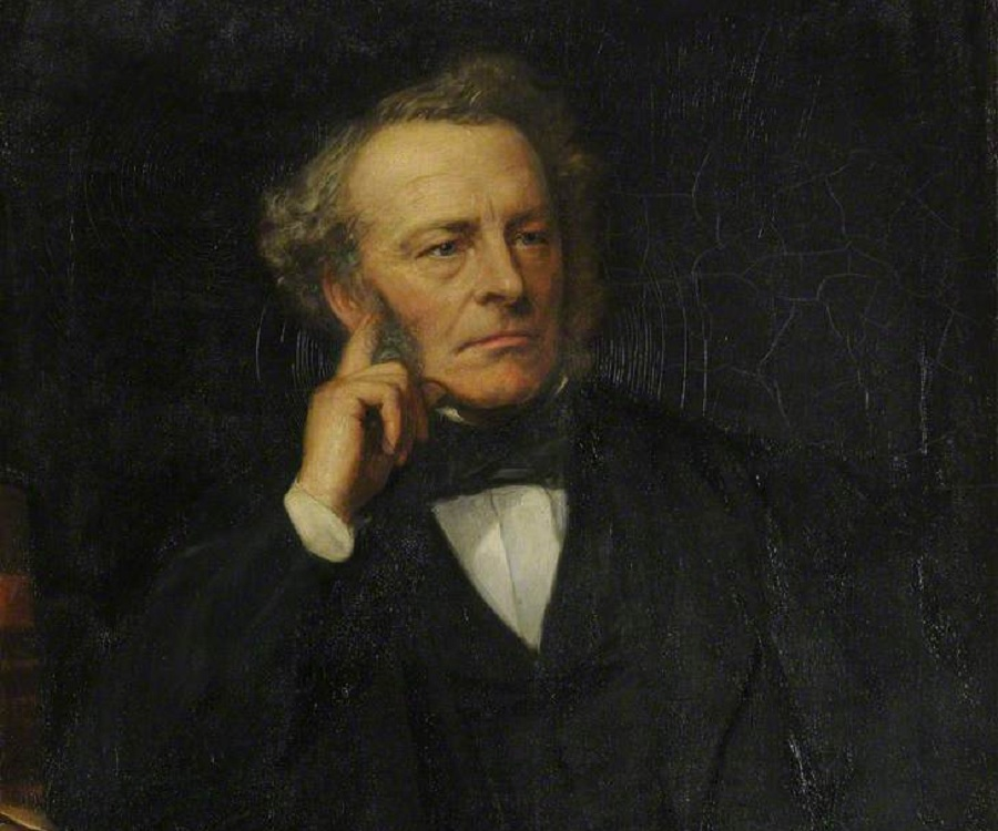 Sir George Stokes, 1st Baronet