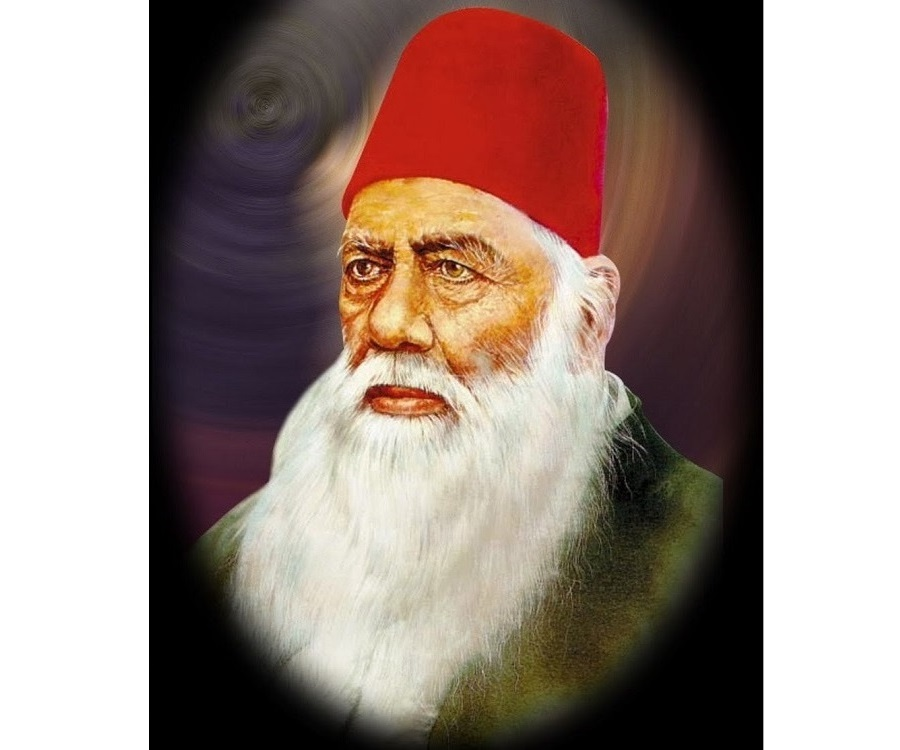 essay on sir syed ahmed khan in urdu