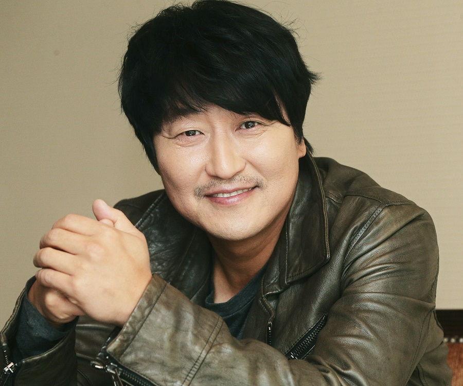 Song Kang Ho Bio Facts Family Life Of South Korean Actor