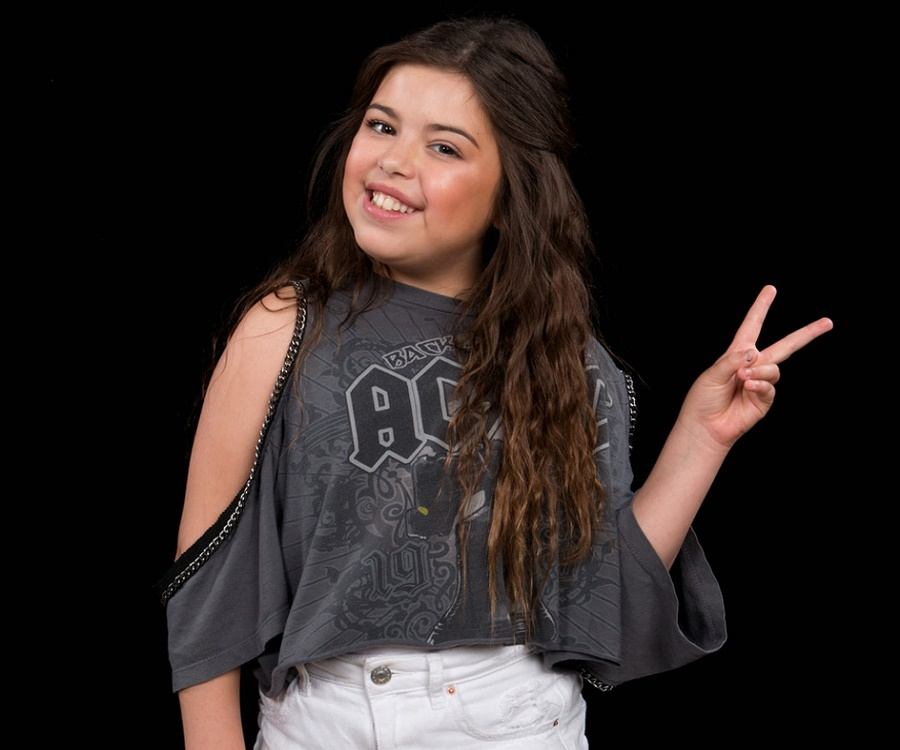 Sophia Grace Brownlee ... Quotes About Singing
