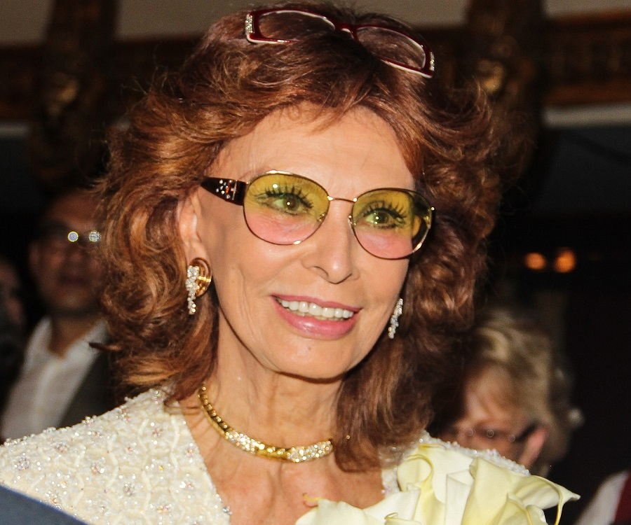 Sophia Loren Biography - Childhood, Life Achievements ... Pictures Of The Most Ugly People In The World