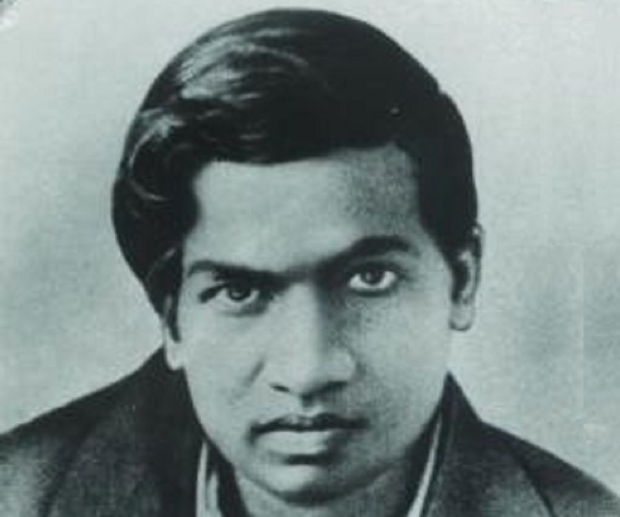 Small essay on ramanujan