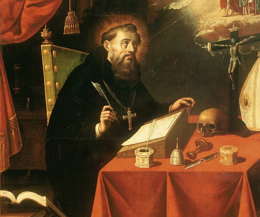 An analysis of the life and writings of bishop augustine