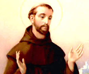 The prayer of St. Francis of Assisi