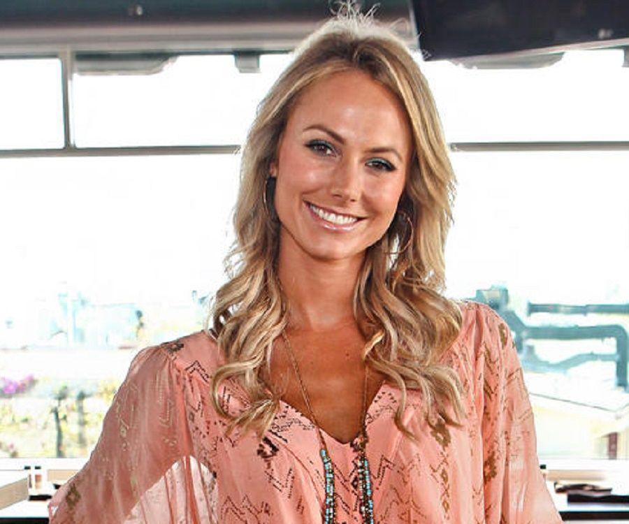 Stacy Keibler beach